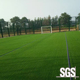 Natural man made turf artificial grass carpet for indoor badminton court