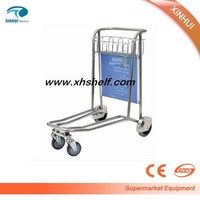 2017 HOT SALE Airport Luggage Trolley /hotel trolley