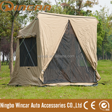 Canvas 30 Second pop upTent (WIN200) /Quick set-up camping Tent outdoor