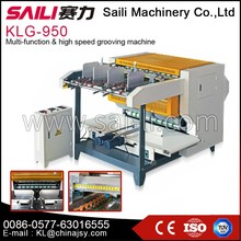 KLG-950 Zhejiang SAILI brand phone case making/high speed roll grooving machine