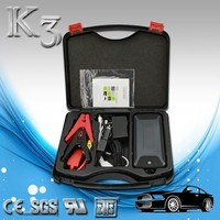 Automobile 12V 12000mAh 400A Multi-Function Auto Car Jump Starter and Car Emergency Power Supply