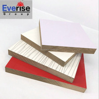 18mm best melamine faced / raw mdf board