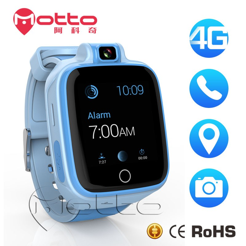 4G Smart gps kids Watch elderly watch gps tracker for kids with camera