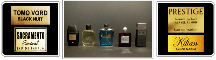 Perfume labels- perfume bottle stickers - stickers for bottles - UAE - KSA - Egypt - Kuwait - Qatar