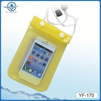 soft pu waterproof case for iphone5