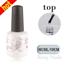Rosy Nail Better Top Coat No Wipe Gel Top Coat For Natural Nails