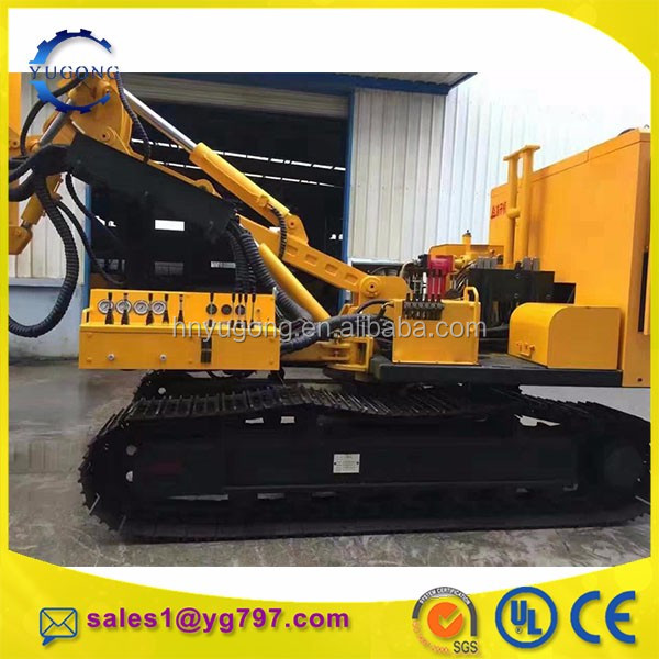 High quality diesel drilling rig machine export