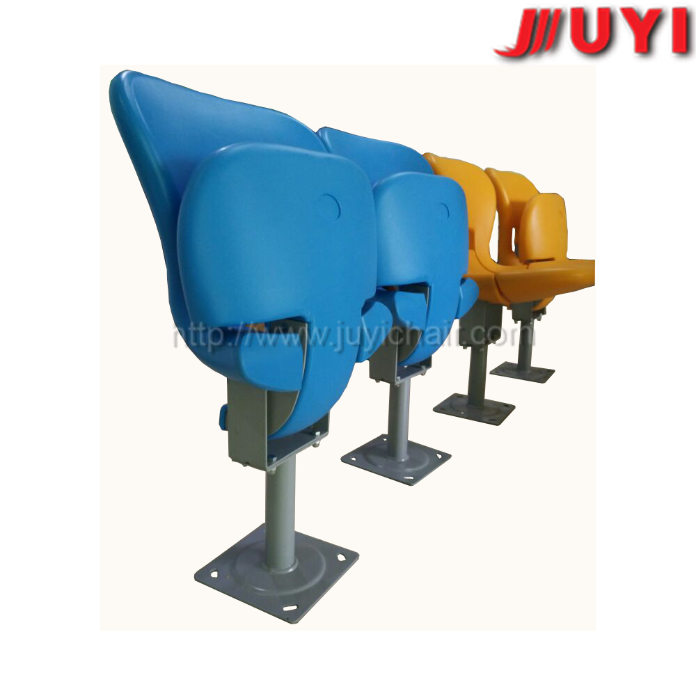 Fixed stadium seating chairs Recycle Outdoor Stadium Seating chair Blow Molding Stadium Chairs BLM-1817