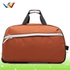 waterproof nylon travel bag on wheels for business