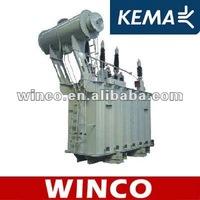 Buy 110kv transformer 1200kva Oil Immersed Power Transformer in ...