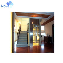 8 passenger elevator modern building elevations lift for disabled