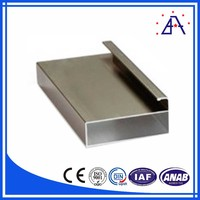 Aluminum Alloy 6063 Profiles Extrusion Profile For Electrical