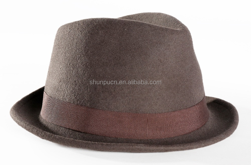 Camel Custom Fedora Hat Ribbons