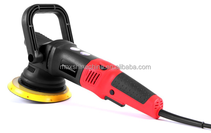 900w 15mm Orbit Dual Action Polisher (MS-L15)