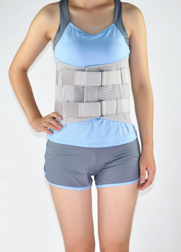 Custom CE ISO approved medical back support for women and men