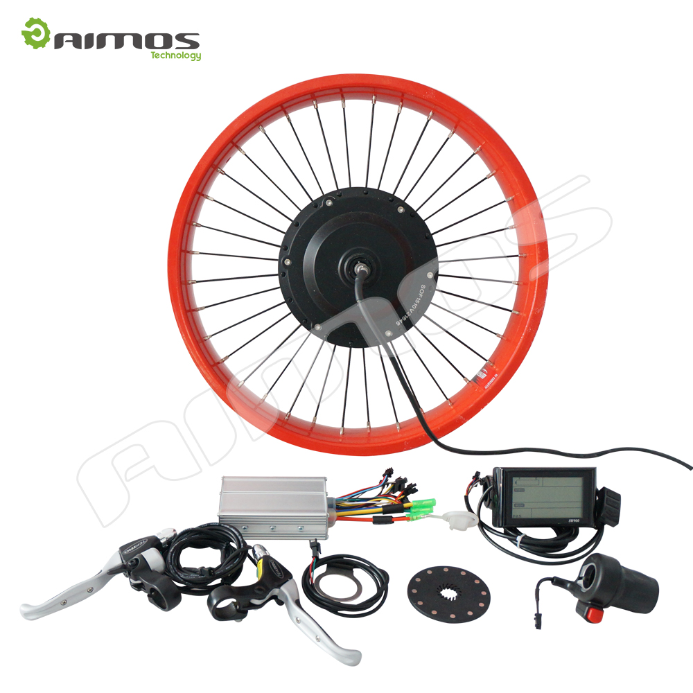 Aimos CV-1 bicycle and bike electric ebike kit china with battery