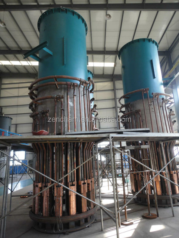 submerged arc ore melting furnace: world 1st class tech, 39MVA industrial silicon metal Si electric smelter smelting melter
