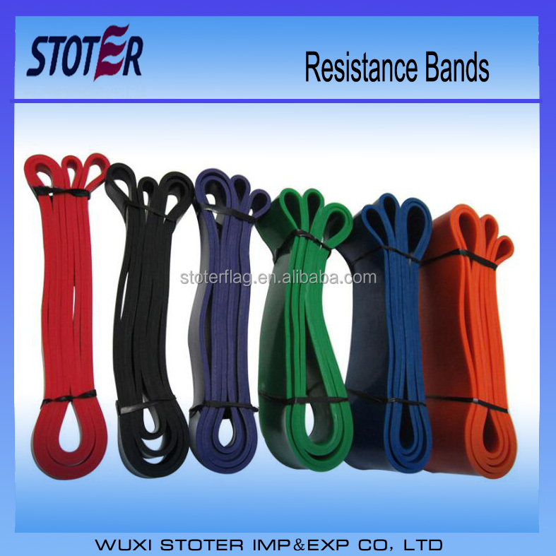 crossfit power training sexy stretch loop band resistance band set