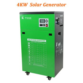 Magnificent 4000W Solar Home Generator View Solar Energy System Whc Product Details From Guangzhou Whc Solar Technology Co Ltd On Alibaba Com Download Free Architecture Designs Scobabritishbridgeorg