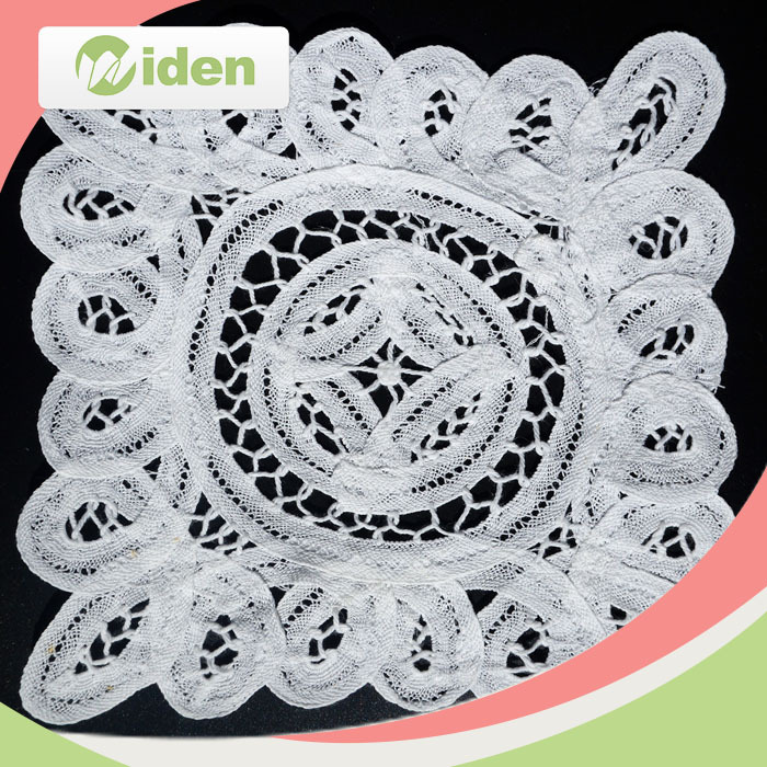 New design Cotton Lace Handmade Battenburg Lace