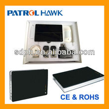 CE & RoHS Certificated wireless home perimeter alarm system with IOS & Android application (PH-G1)