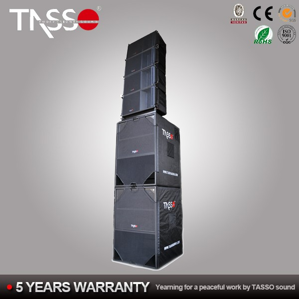 Active Passive Pa System Speaker Outdoor Bass Sound Box dj sound box