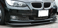HAM CARBON FIBER FRONT SPOILER For BMW E92 E93 335i 328xi 328i 335is Coupe And Convertible Normal Front Bumper 07--10 B081