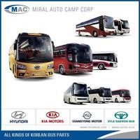 Spare Parts for Korean Buses like Hyundai, Kia(Asia), Daewoo & Ssangyong