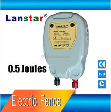 Lanstar new solar electric fence energizer for dogs