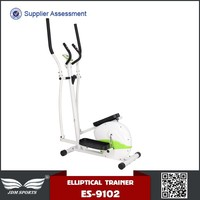 Sports exercise body fit elliptical cross trainer exercise bike
