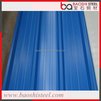 Baoshi Steel flashing flexible cheap metal sheet for roof price