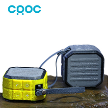 CRDC Hot Sale Mini Bluetooth Speaker Waterproof Outdoor Portable Speaker with Sound System Strong Bass Stereo Music Audio Player