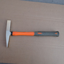 Hot sale Non-sparking Safety Hand tools , alloy scaling hammer, fiber handle