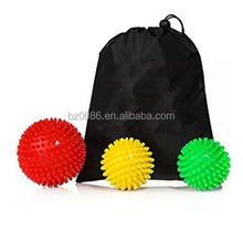 best quality custom handle massage ball