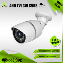2MP 1080P 25M IR Range IP66 varifocal Lens AF 3X Camera Hybrid 4 in 1 AHD TVI CVI CVBS small video cc camera for hdmi recorder