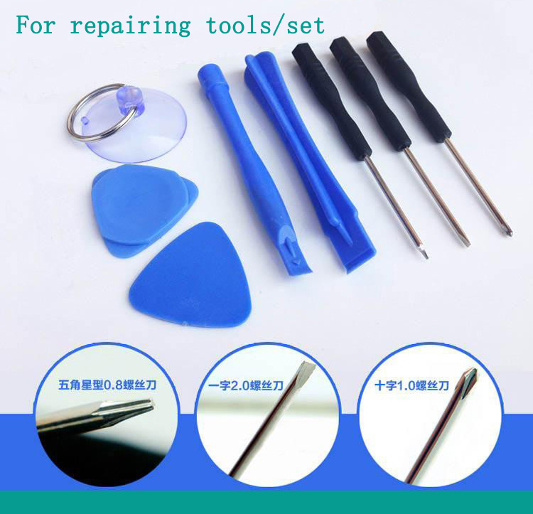 Plastic Open Pry Tool for Cellphone LCD Screen Opening Tool Guitar Pick