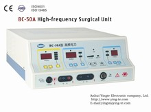 BC-50A high frequency electro surgical unit E.S.U Unit Max 400W