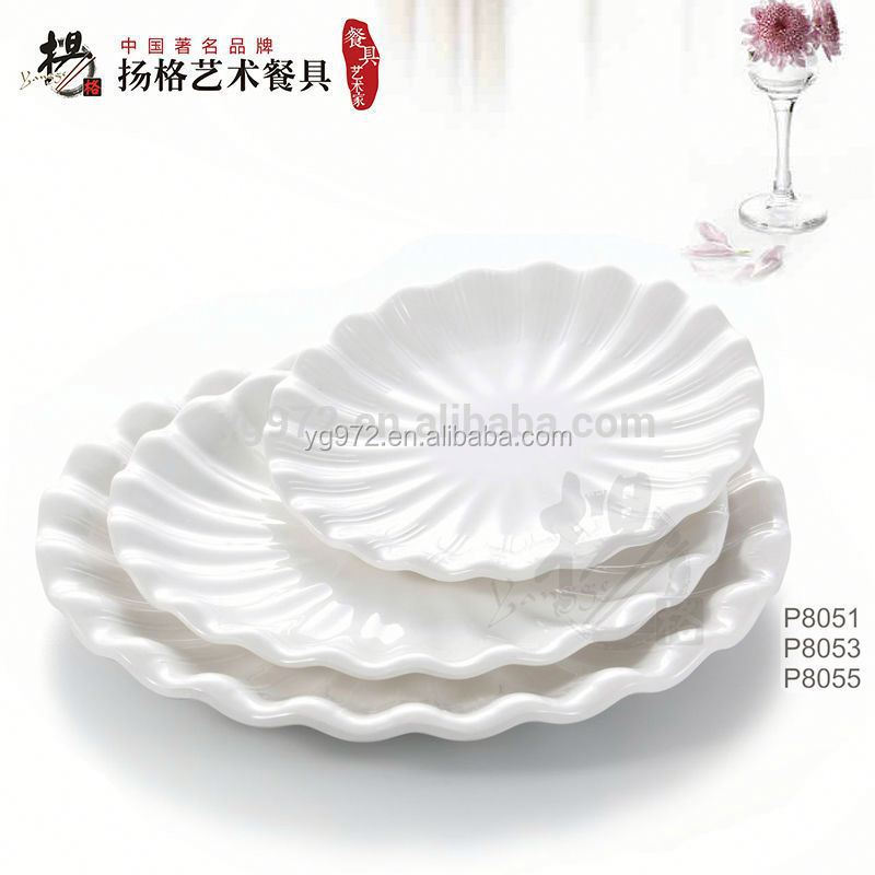 Flower cheap melamine cake stand