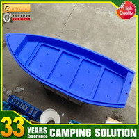 Hot Sale Hard Plastic Fishing Boats For 4 Person
