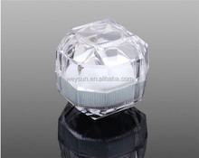 Acrylic Crystal clear ring box