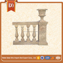 Decoration marble handrail
