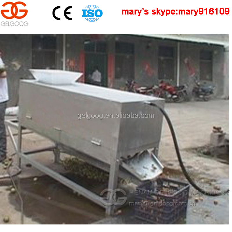 walnut peeling machine