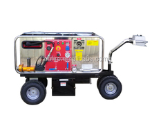 High Pressure Water Mist Extinguishing Trolley