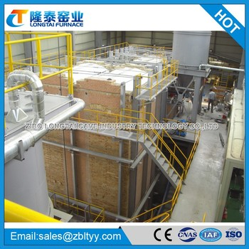 50T Solid Sodium Silicate Product Line With Automatic Batching System