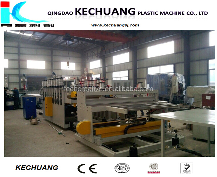 wood plastic composed wpc foam board machinemanufacturing machine