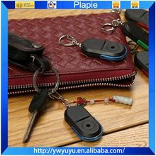 promotional eva keychain animal leather keychains anti-lost alarm key chain