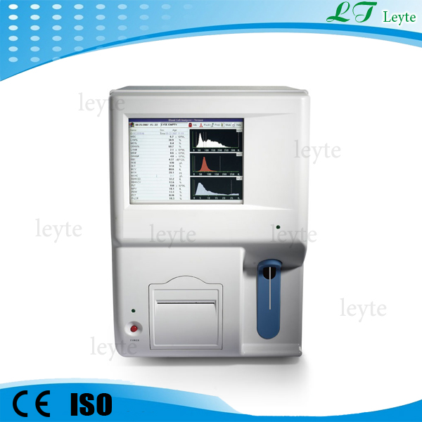 LT6200 medical 3 part differential blood cell counter