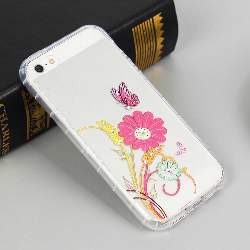 tpu sublimation printing plastic mobile phone case back cover