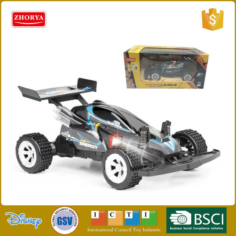 1:20 scale 4 function rc car radio control car with lights for kids