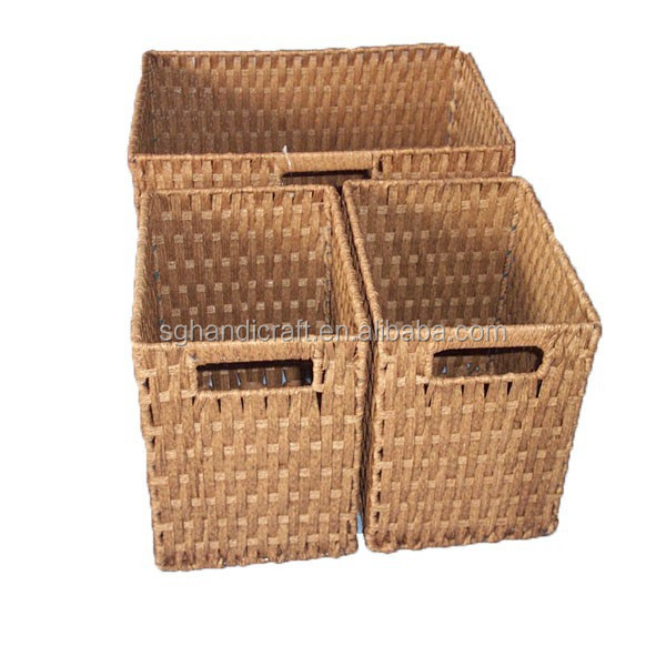 wholesale wheat straw basket